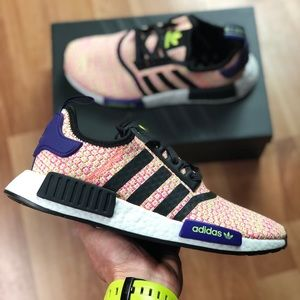 NEW Adidas NMD_R1 J (EE4402) Womens shoes